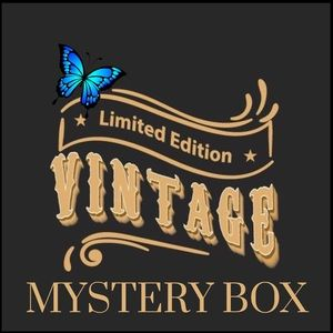 Vintage Mystery Box Limited Edition